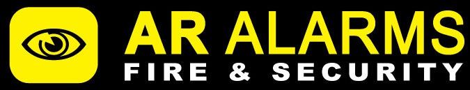 AR Alarms Fire & Security Logo