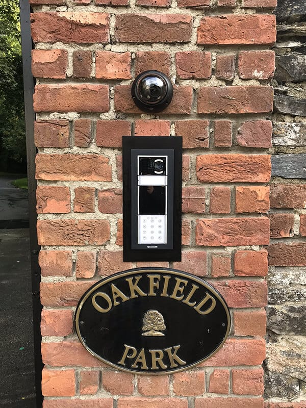 Access Control Oakfield Park